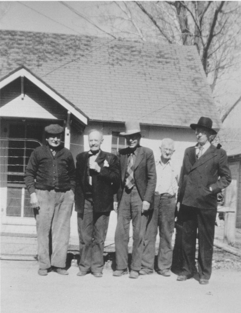 Howard Balsley & friends Rose, Silvey, HInton & Wright,