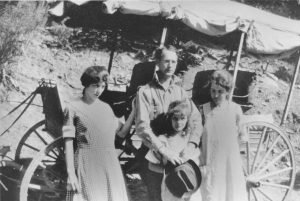 Howard Balsley & family