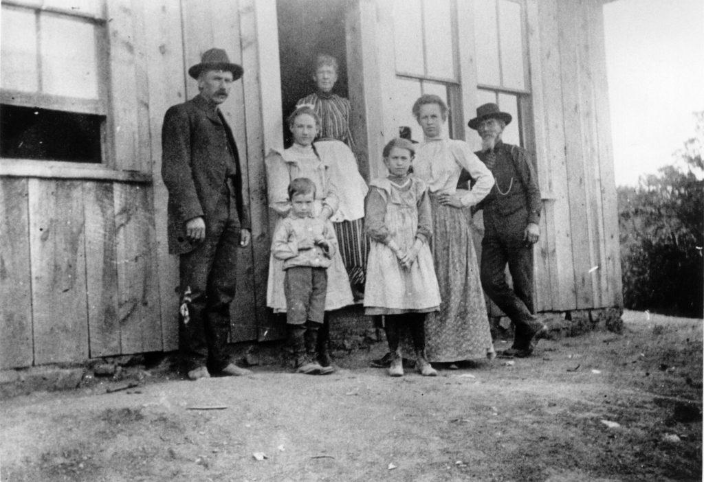 J.N. Corbin & family