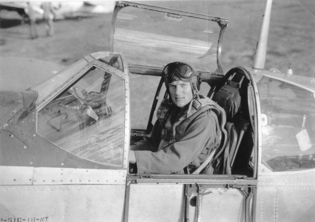 Mitch Williams as pilot