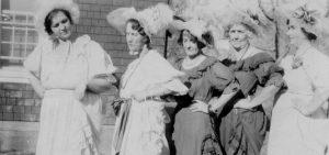 Ladies' Literary Club dancers