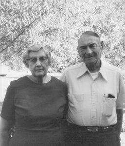 Edd & Isabelle Provonsha