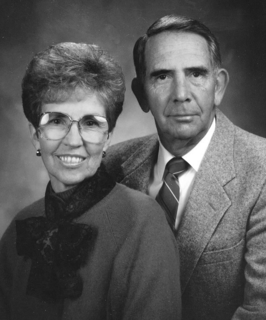 Bill & Inalyn Meador