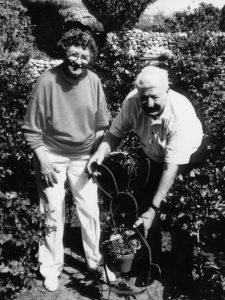 Maxine Newell & George Andersen