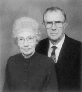Pancho & Elsie Tabberer