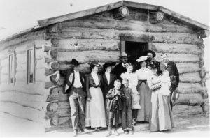 Elgin - School Exterior, ~ 1903