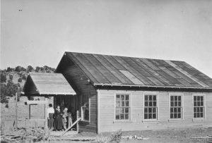 LaSal - School House