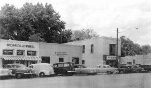 Main Street - 1950s