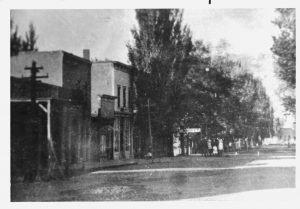 Main Street - cottonwoods2