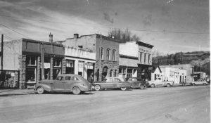Main Street - late 1940's