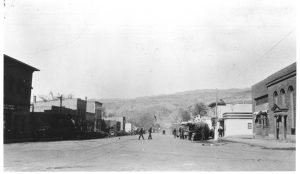 Main Street - north 1939