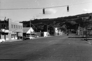 Main Street - north 1965