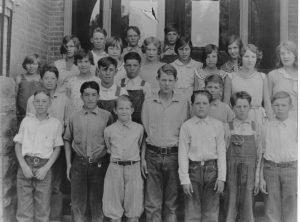 Moab - 7th Grade school children