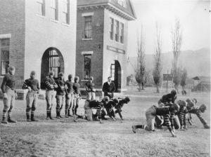 Moab - Central School Football Team