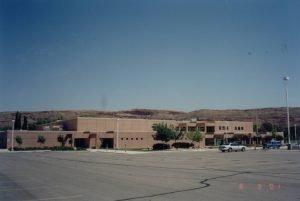 Moab - Gr. Co. High School, 2001