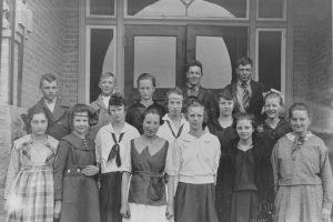 Moab - Gr. Co. High School Class of 1922
