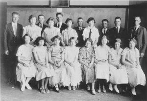 Moab - Gr. Co. High School Class of 1924