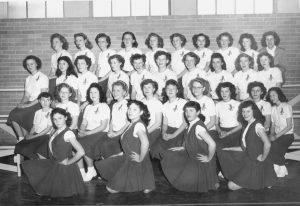 Moab - Gr. Co. High School Devilettes, ~1948