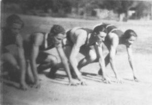 Moab - Gr. Co. High School Track Team, 1923