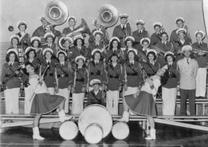 Moab - Gr. Co. High School band, ~1951