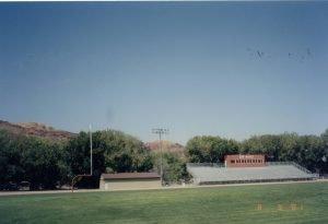 Moab - Gr. Co. High School stadium