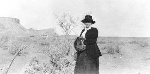 Thompson's Springs - School Teacher, ~1919