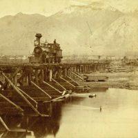 Utah Central Railroad – Construction
